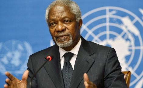 Nobel Peace Prize winner Kofi Annan has died